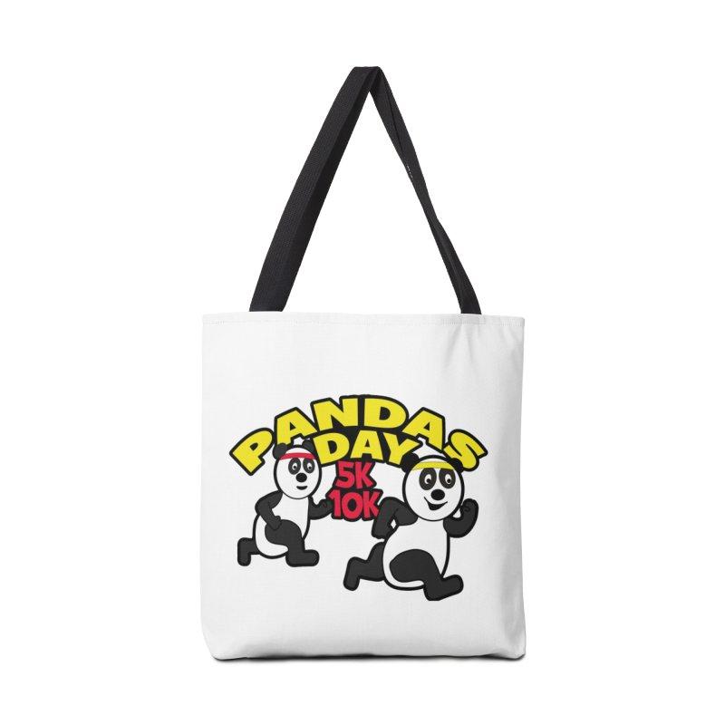 Pandas Day 5K & 10K Accessories Bag by moonjoggers's Artist Shop