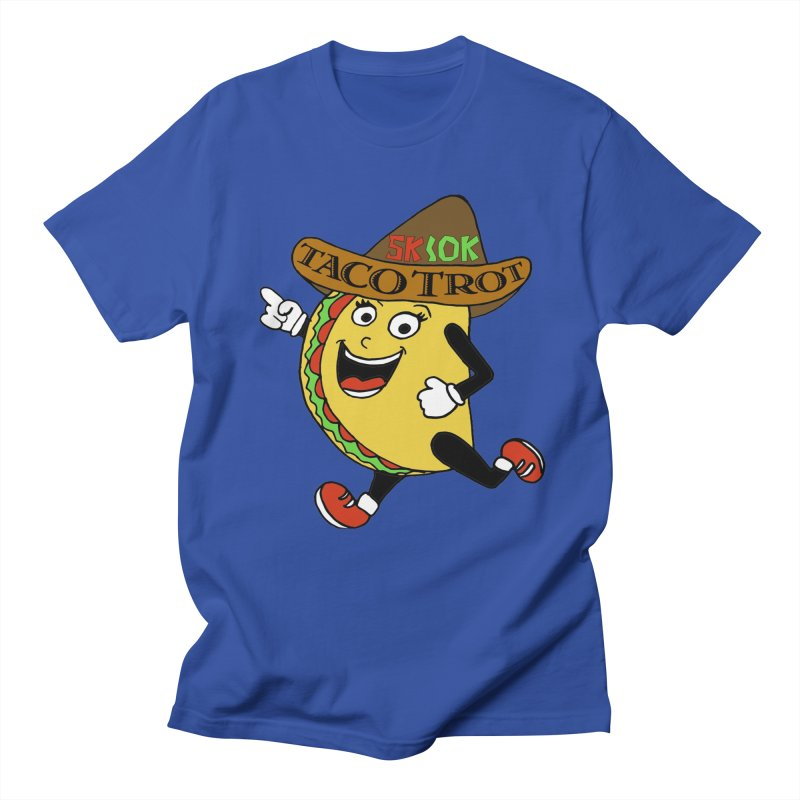 Taco Trot 5K & 10K Men's T-Shirt by moonjoggers's Artist Shop