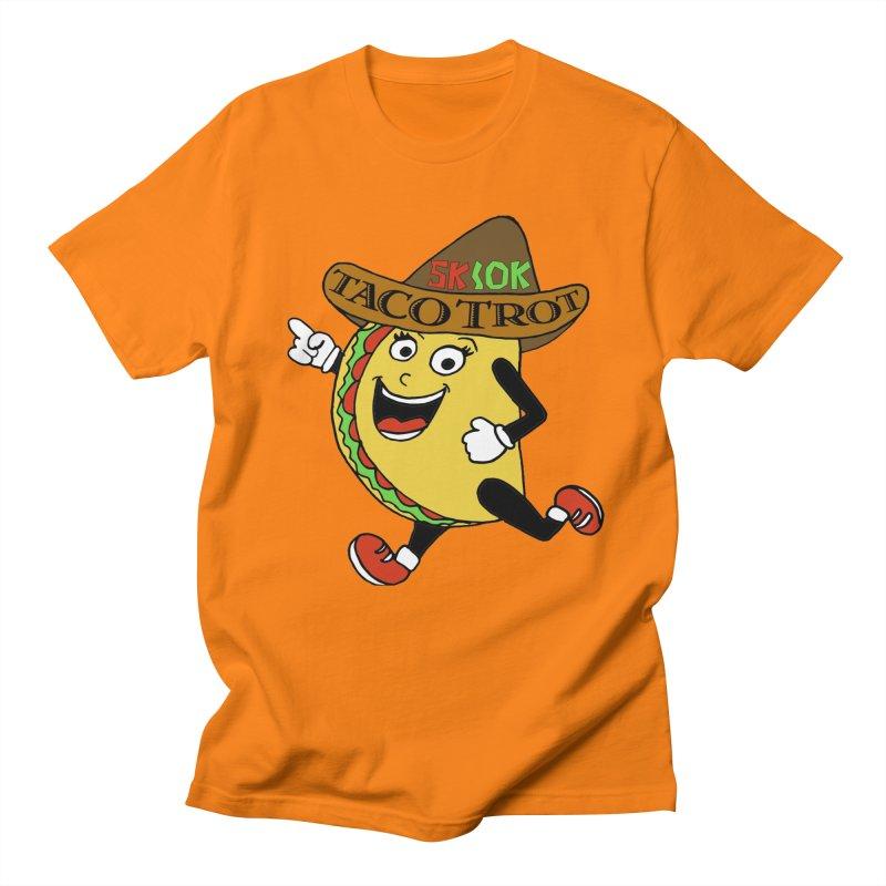 Taco Trot 5K & 10K Women's Regular Unisex T-Shirt by moonjoggers's Artist Shop
