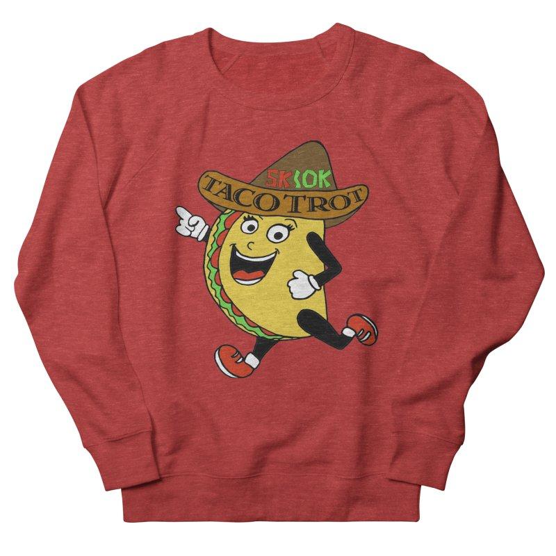 Taco Trot 5K & 10K Women's Sweatshirt by moonjoggers's Artist Shop