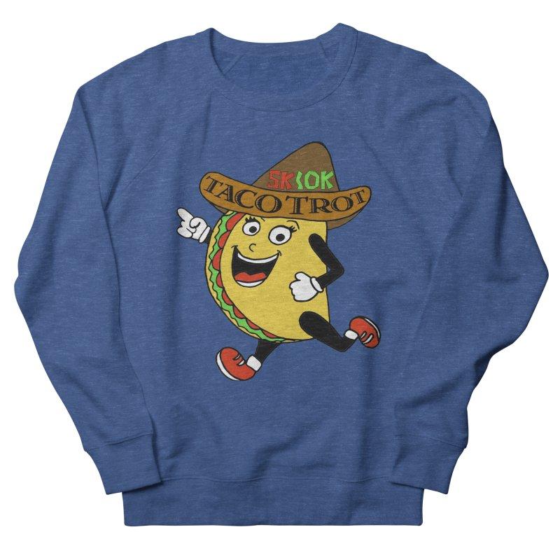 Taco Trot 5K & 10K Men's Sweatshirt by moonjoggers's Artist Shop