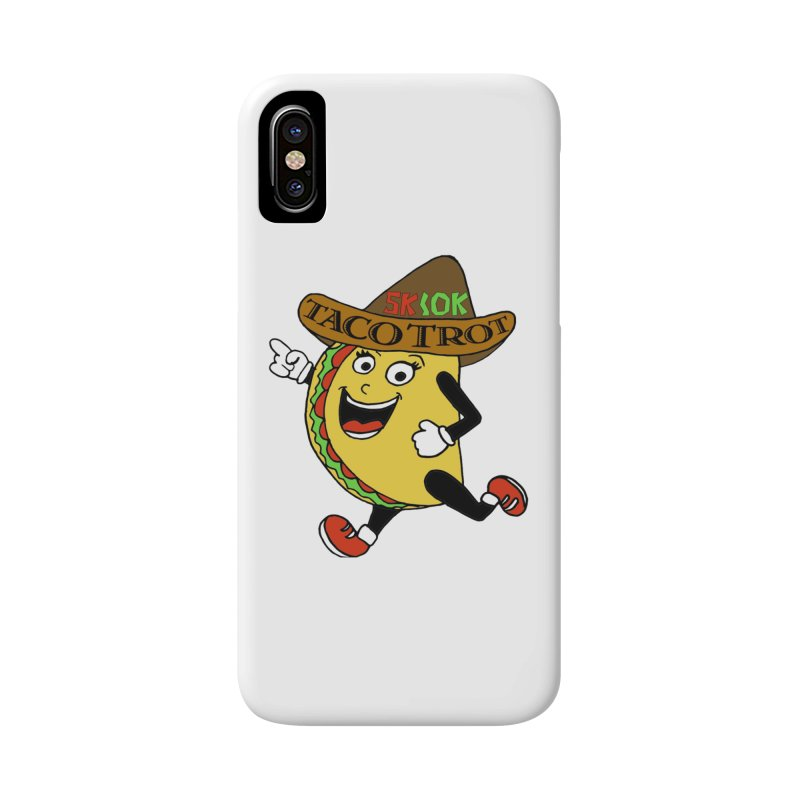 Taco Trot 5K & 10K Accessories Phone Case by moonjoggers's Artist Shop