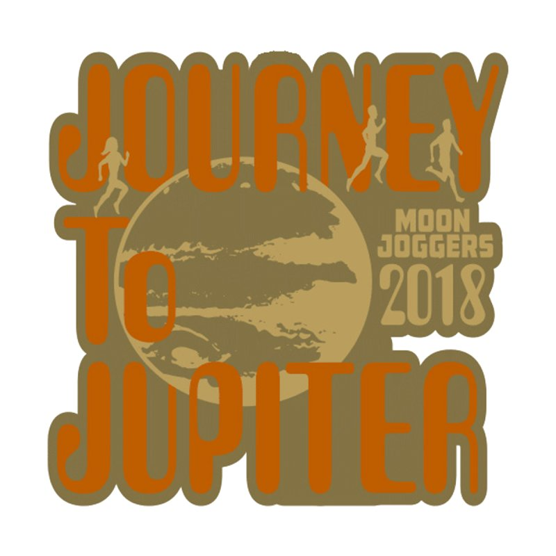 Journey To Jupiter 2018: Running and Walking Challenge by moonjoggers's Artist Shop
