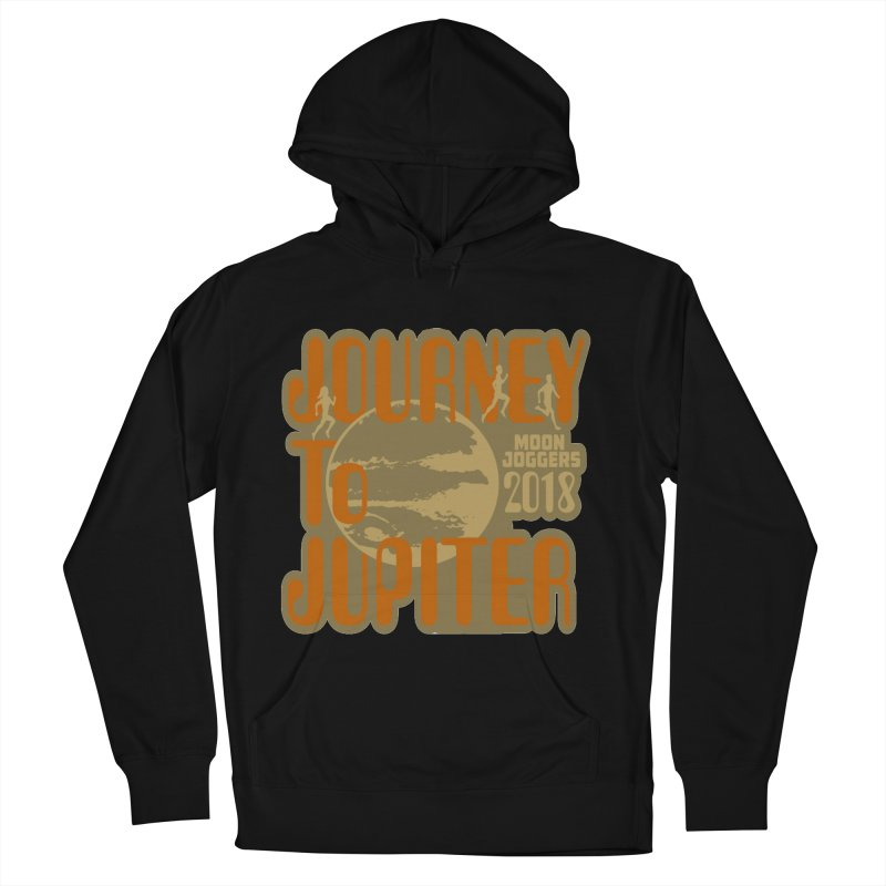 Journey To Jupiter 2018: Running and Walking Challenge Women's French Terry Pullover Hoody by moonjoggers's Artist Shop