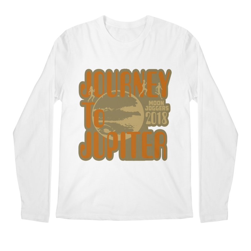 Journey To Jupiter 2018: Running and Walking Challenge Men's Regular Longsleeve T-Shirt by moonjoggers's Artist Shop