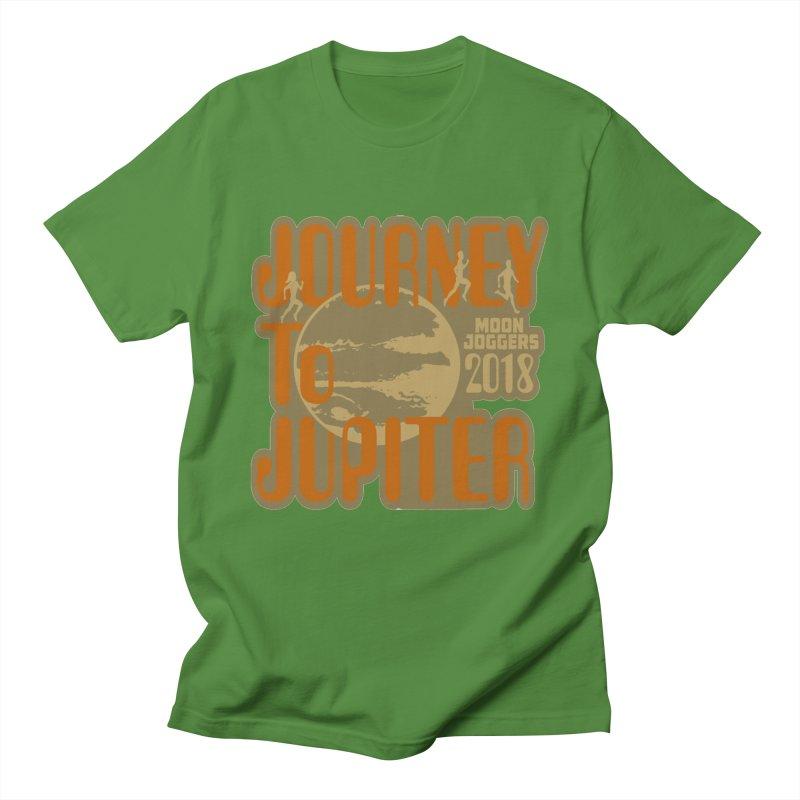 Journey To Jupiter 2018: Running and Walking Challenge Women's Regular Unisex T-Shirt by moonjoggers's Artist Shop