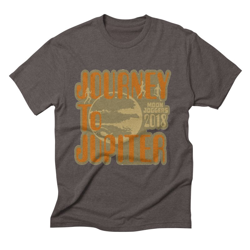 Journey To Jupiter 2018: Running and Walking Challenge Men's Triblend T-Shirt by moonjoggers's Artist Shop