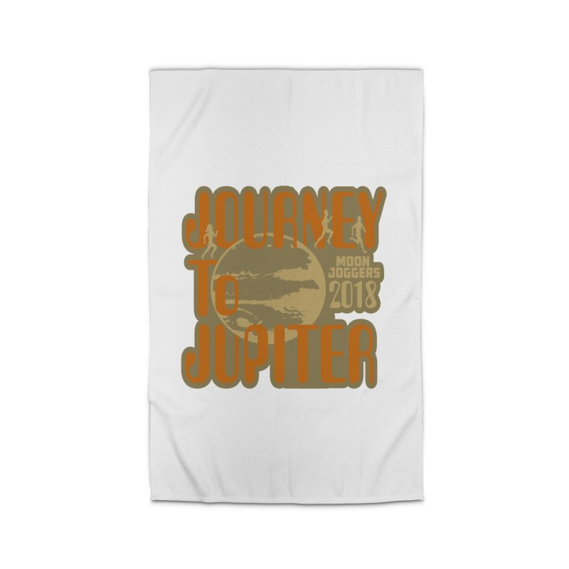 Journey To Jupiter 2018: Running and Walking Challenge Home Rug by moonjoggers's Artist Shop