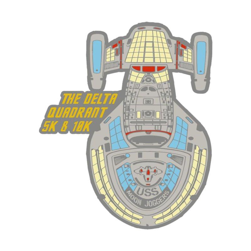The Delta Quadrant 5K & 10K   by moonjoggers's Artist Shop