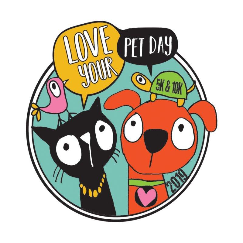 Love Your Pet 5K & 10K   by moonjoggers's Artist Shop