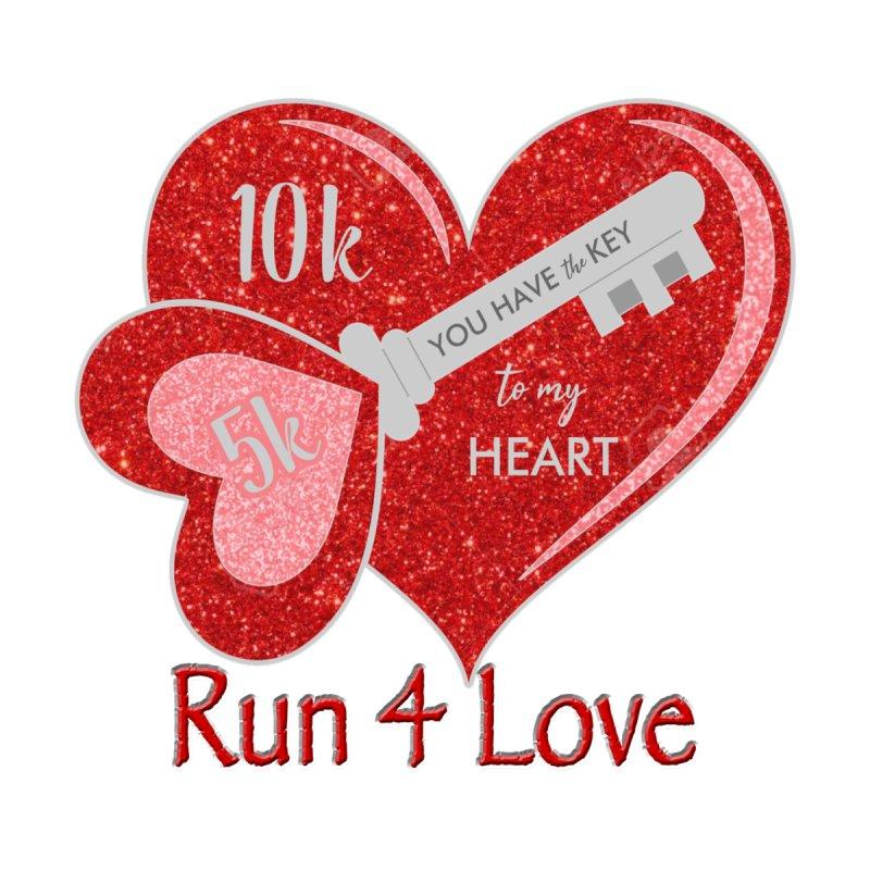 Run 4 Love 5K & 10K   by moonjoggers's Artist Shop