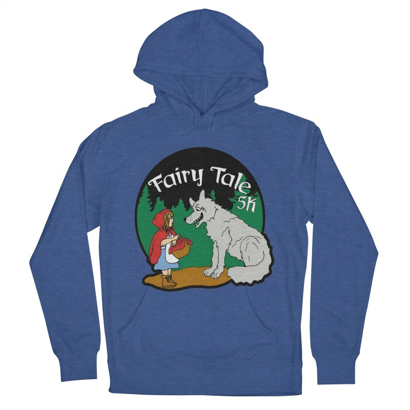 Fairy Tale 5K Women's French Terry Pullover Hoody by moonjoggers's Artist Shop