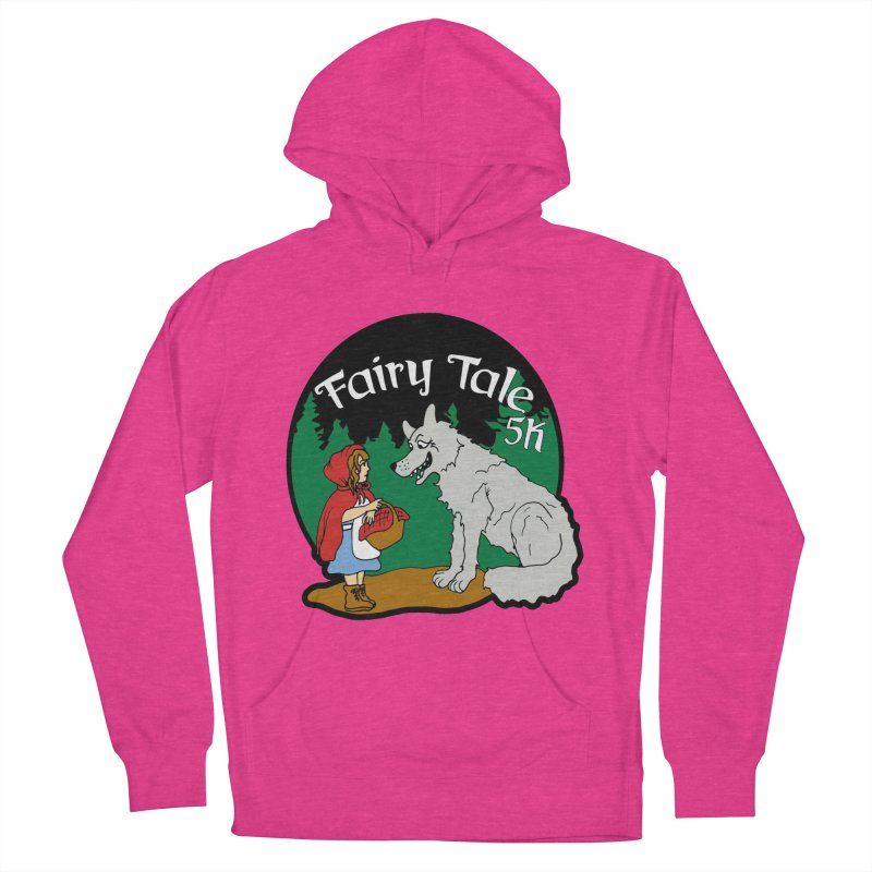 Fairy Tale 5K Men's French Terry Pullover Hoody by moonjoggers's Artist Shop