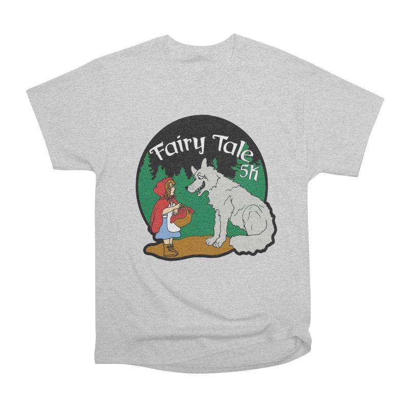 Fairy Tale 5K Men's Heavyweight T-Shirt by moonjoggers's Artist Shop