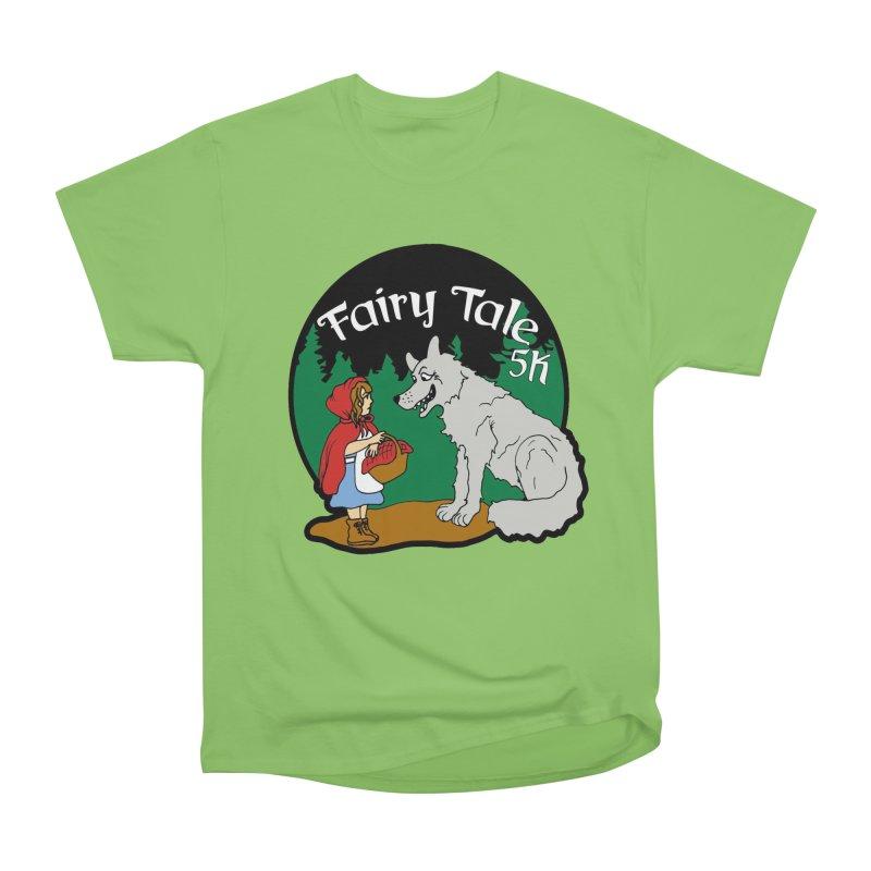 Fairy Tale 5K Women's Heavyweight Unisex T-Shirt by moonjoggers's Artist Shop