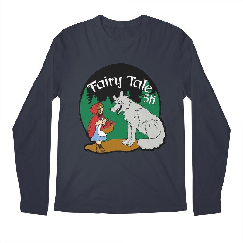 Fairy Tale 5K Men's Regular Longsleeve T-Shirt by moonjoggers's Artist Shop