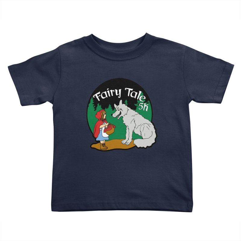 Fairy Tale 5K Kids Toddler T-Shirt by moonjoggers's Artist Shop