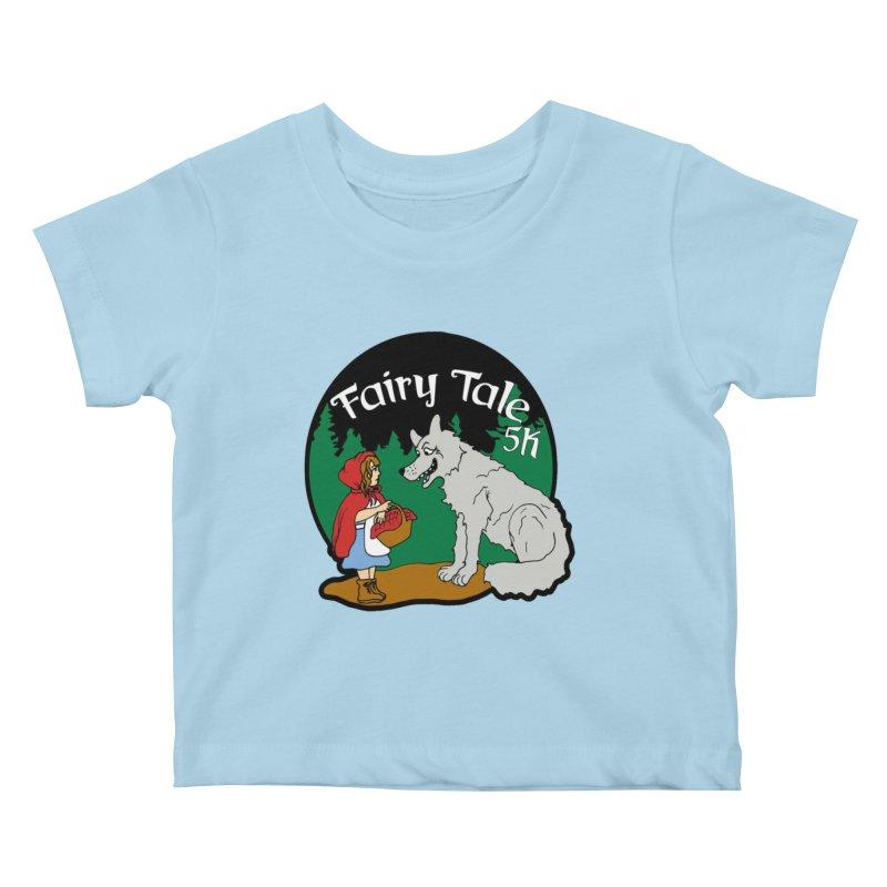 Fairy Tale 5K Kids Baby T-Shirt by moonjoggers's Artist Shop