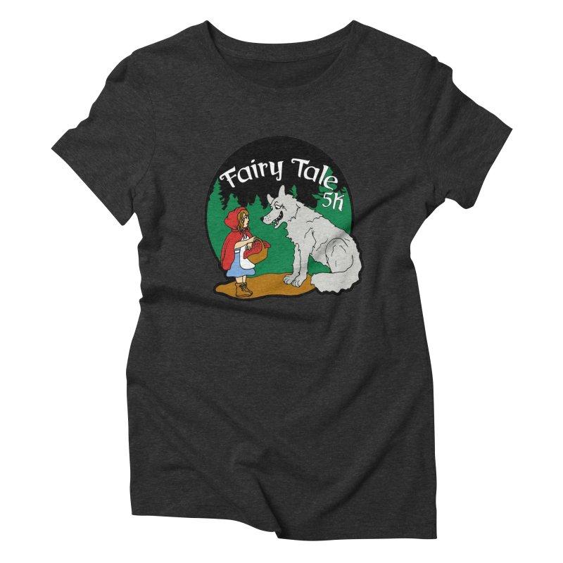 Fairy Tale 5K Women's Triblend T-Shirt by moonjoggers's Artist Shop