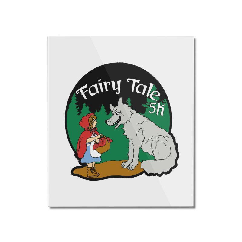 Fairy Tale 5K Home Mounted Acrylic Print by moonjoggers's Artist Shop