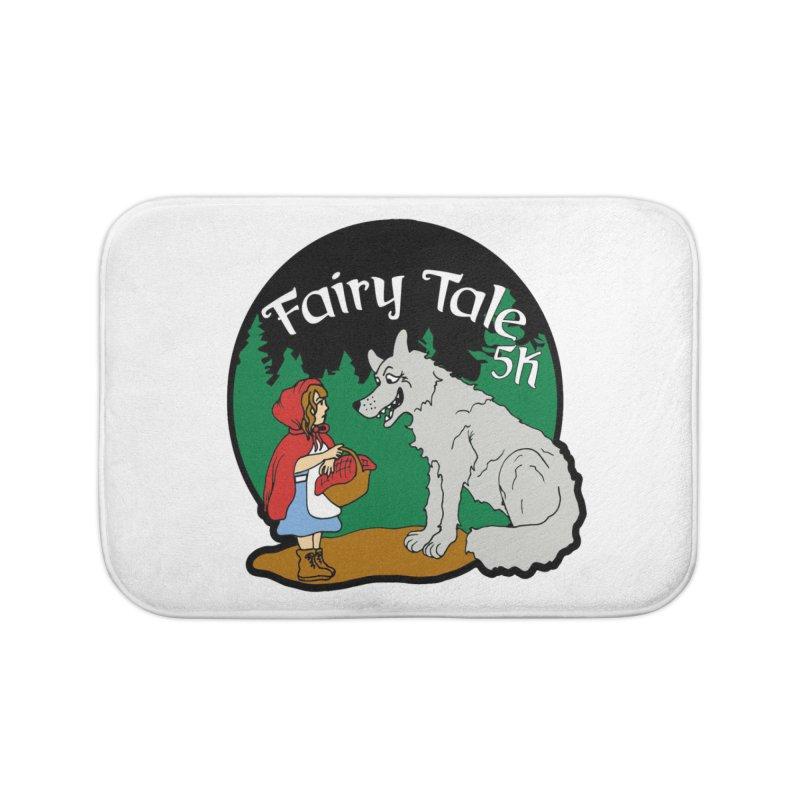 Fairy Tale 5K Home Bath Mat by moonjoggers's Artist Shop