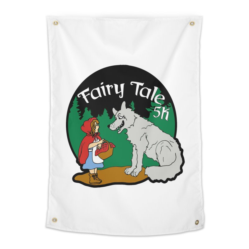 Fairy Tale 5K Home Tapestry by moonjoggers's Artist Shop