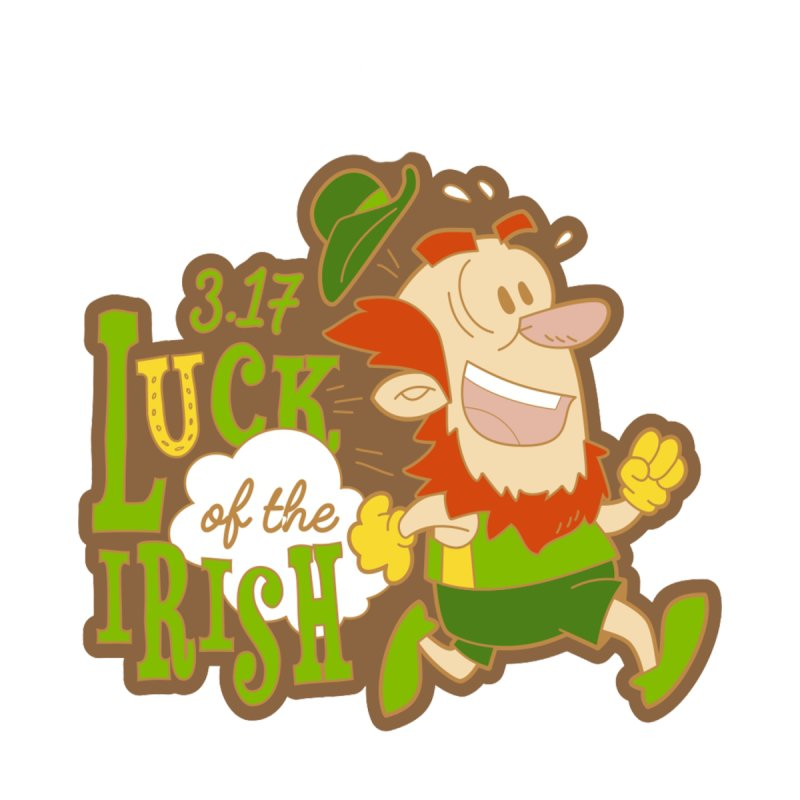 Luck of the Irish 3.17 by moonjoggers's Artist Shop