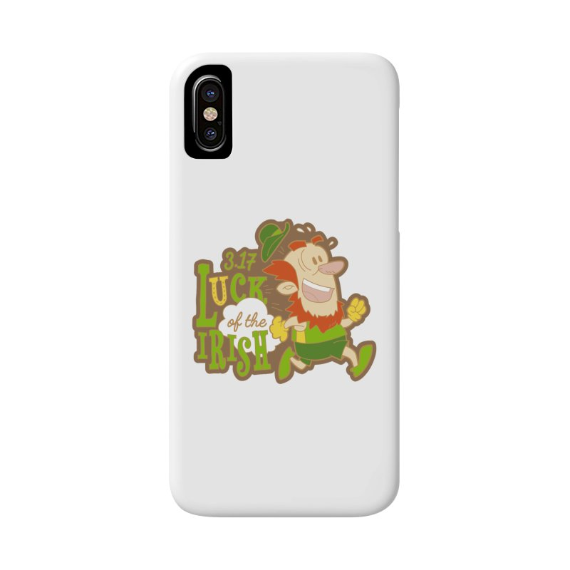 Luck of the Irish 3.17 Accessories Phone Case by moonjoggers's Artist Shop