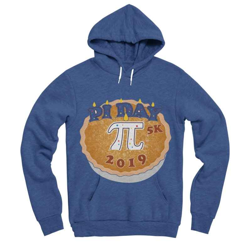Pi Day 5K Women's Sponge Fleece Pullover Hoody by moonjoggers's Artist Shop