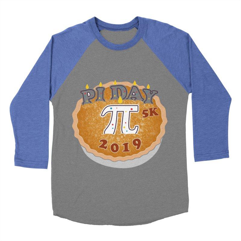 Pi Day 5K Women's Baseball Triblend Longsleeve T-Shirt by moonjoggers's Artist Shop