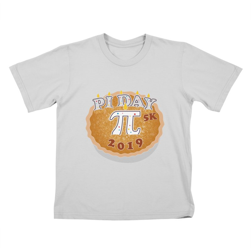 Pi Day 5K Kids T-Shirt by moonjoggers's Artist Shop