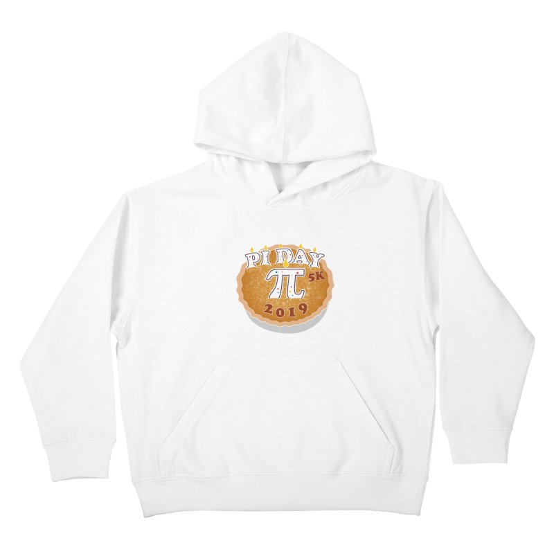 Pi Day 5K Kids Pullover Hoody by moonjoggers's Artist Shop