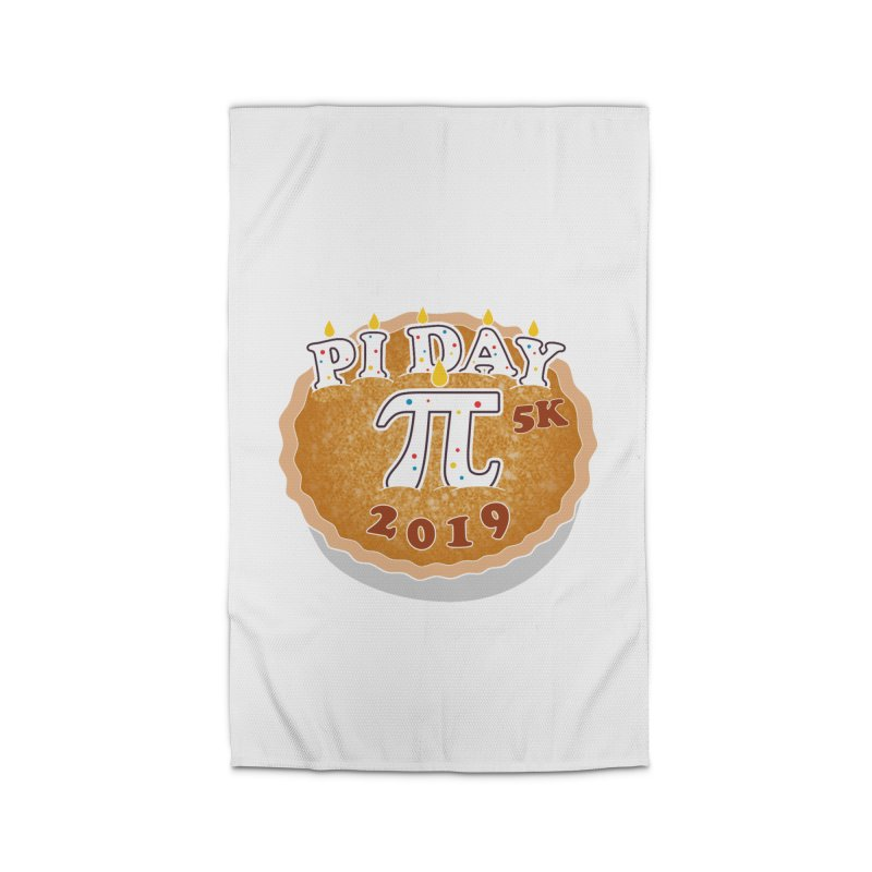 Pi Day 5K Home Rug by moonjoggers's Artist Shop