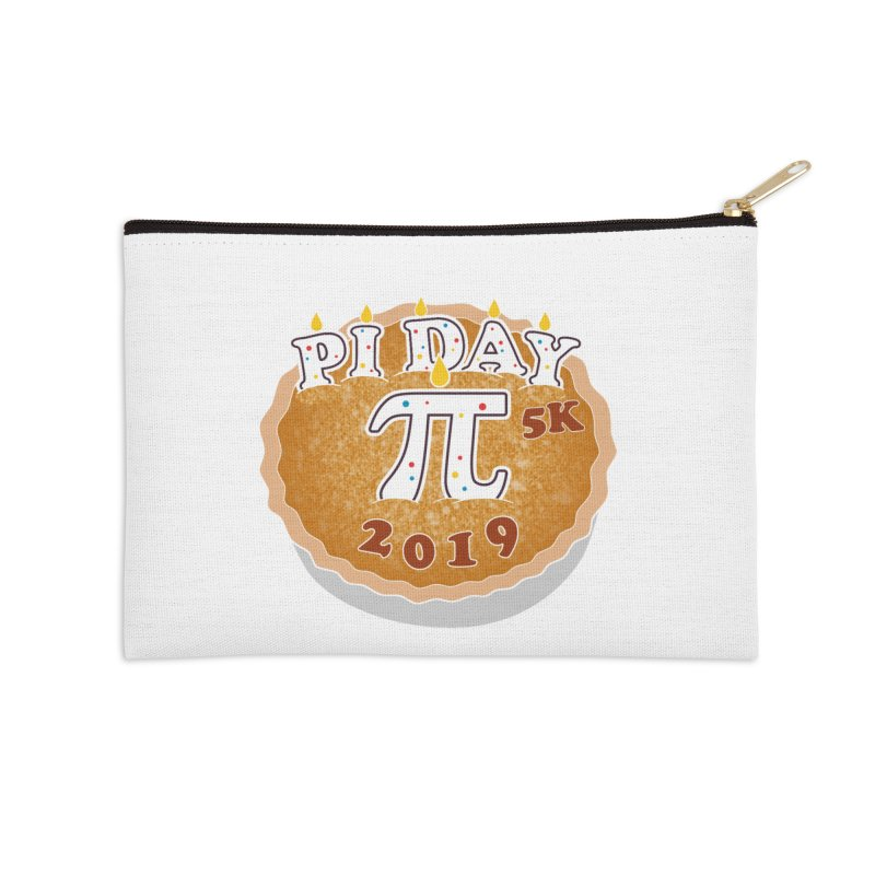 Pi Day 5K Accessories Zip Pouch by moonjoggers's Artist Shop