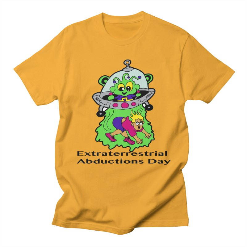 Extraterrestrial Abductions Day 5K & 10K Women's Regular Unisex T-Shirt by moonjoggers's Artist Shop
