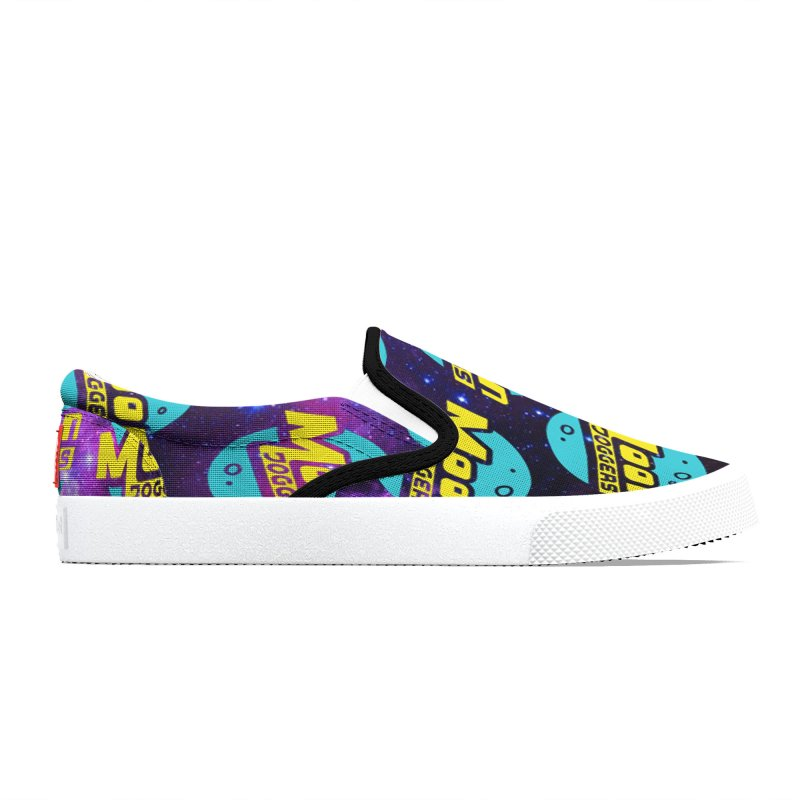 Moon Joggers New Logo Women's Shoes by Moon Joggers's Artist Shop