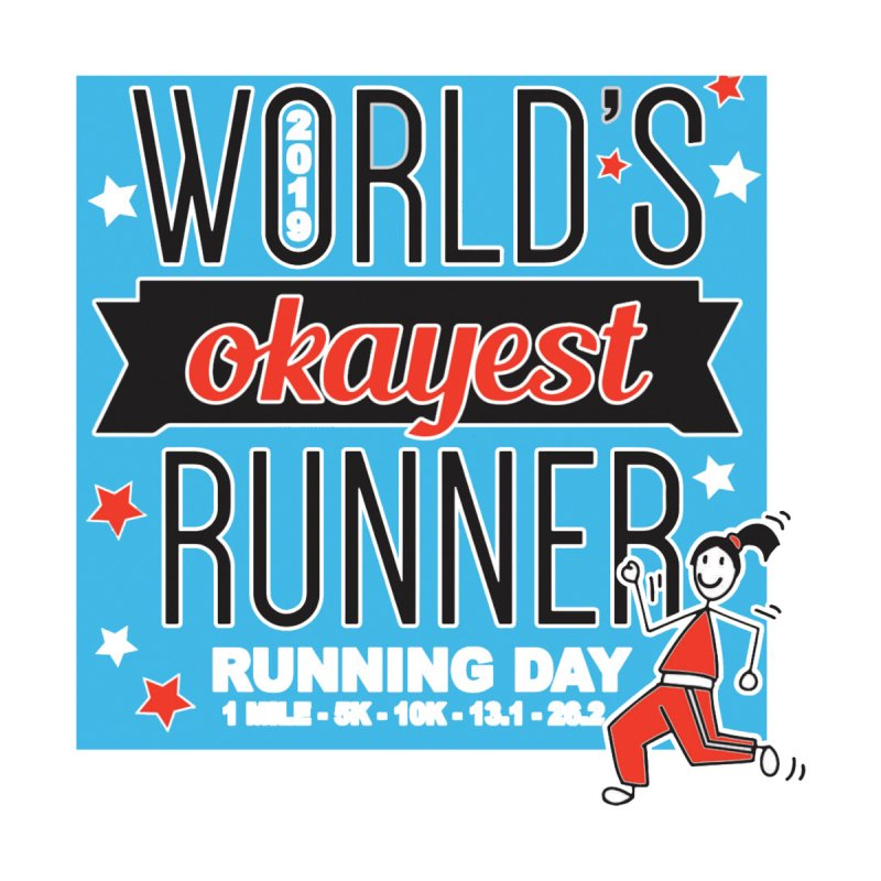 Running Day 1 Mile, 5K, 10K, 13.1, 26.2 Women's T-Shirt by Moon Joggers's Artist Shop