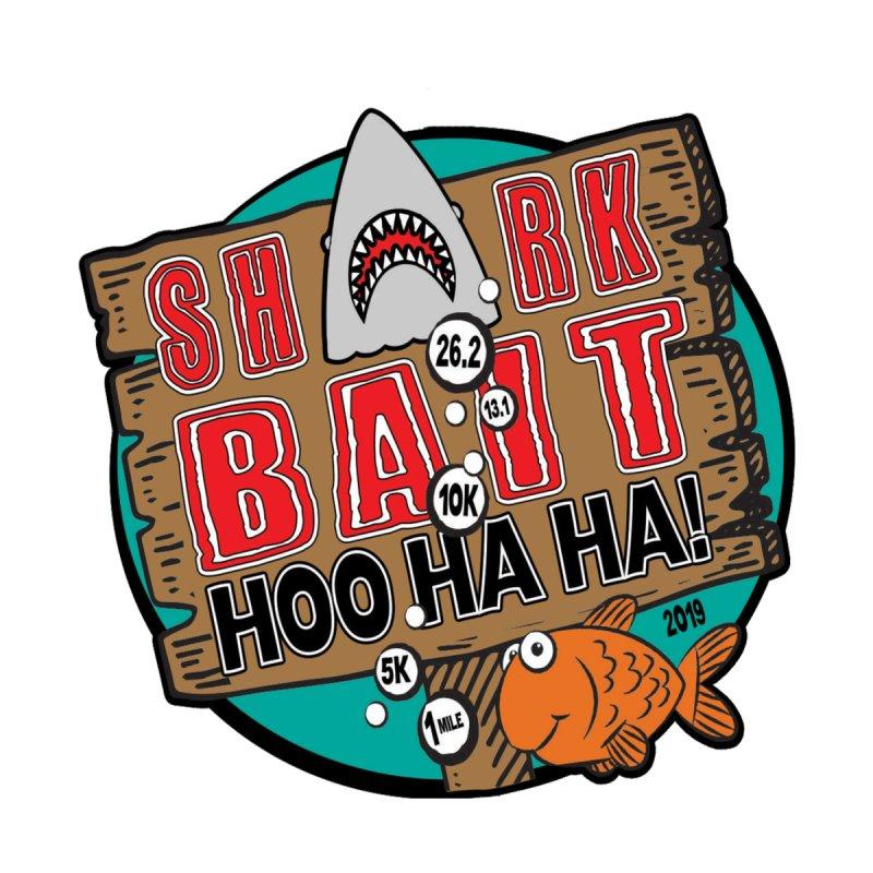Shark Bait Hoo Ha Ha 1 Mile, 5K, 10K, 13.1, 26.2 by moonjoggers's Artist Shop