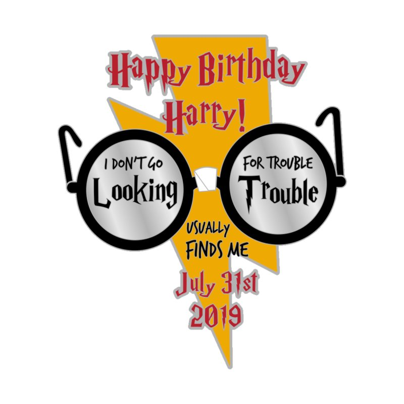 Happy Birthday Harry by moonjoggers's Artist Shop