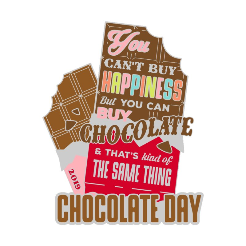 World Chocolate Day by moonjoggers's Artist Shop