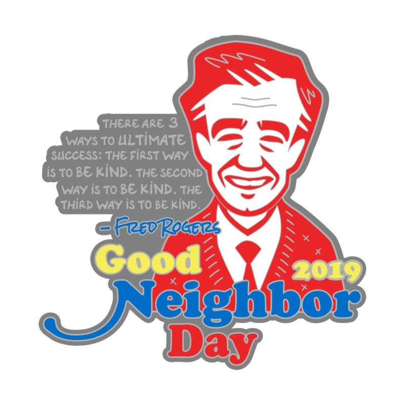 Good Neighbor Day Men's T-Shirt by Moon Joggers's Artist Shop