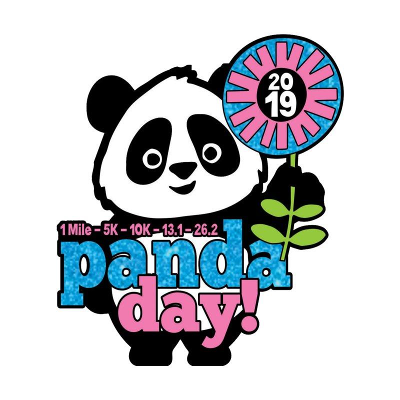 Panda Day Men's T-Shirt by Moon Joggers's Artist Shop