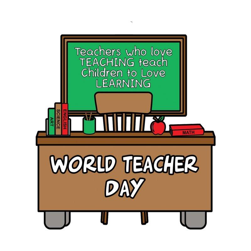 World Teacher Day by moonjoggers's Artist Shop