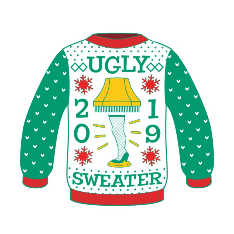 Ugly Sweater by Moon Joggers's Artist Shop