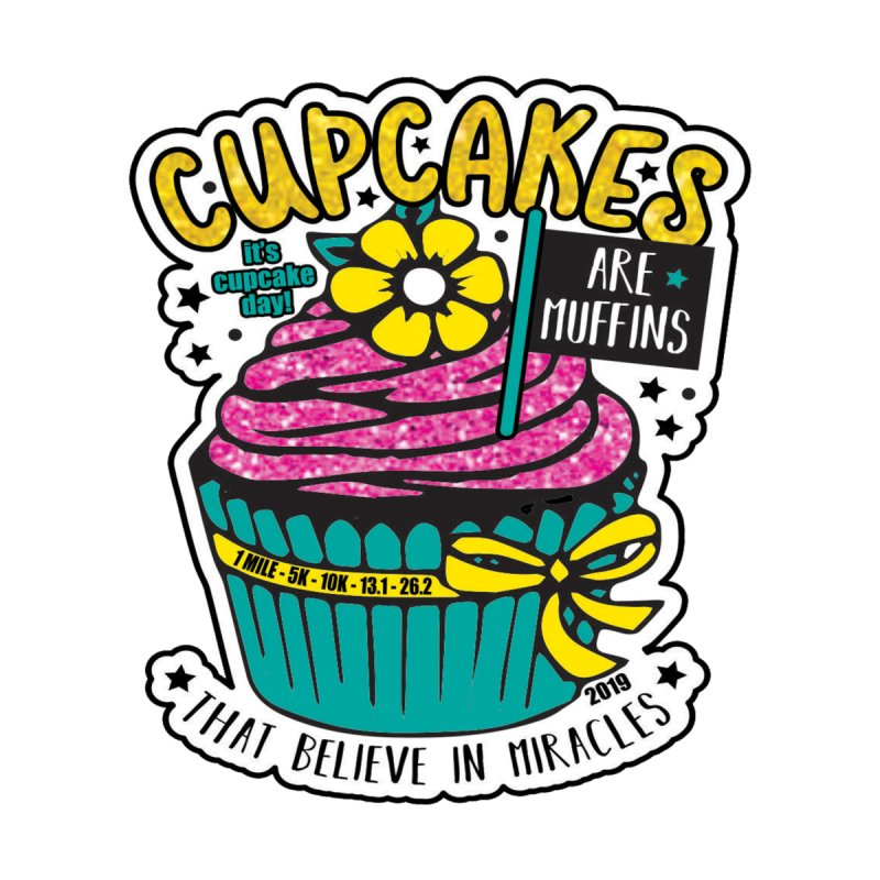 Cupcake Day by Moon Joggers's Artist Shop
