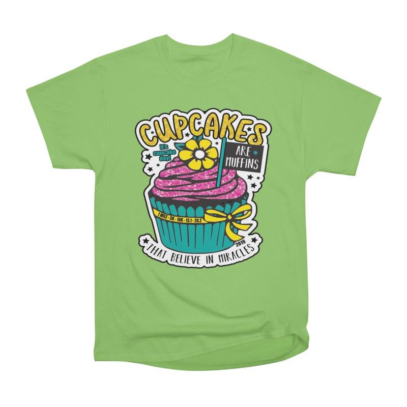 Cupcake Day Men's Heavyweight T-Shirt by moonjoggers's Artist Shop