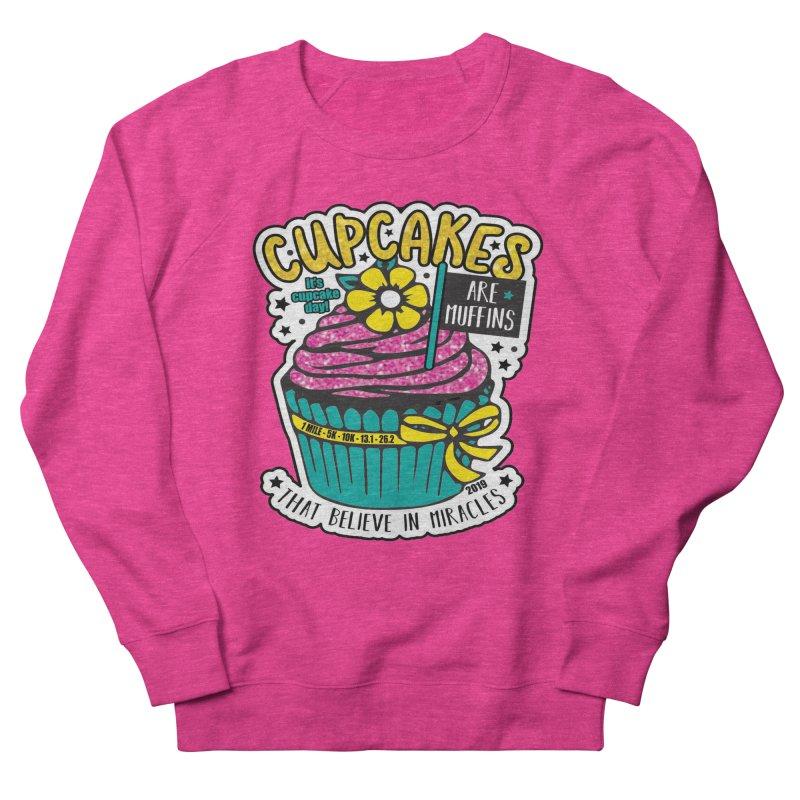 Cupcake Day Women's Sweatshirt by Moon Joggers's Artist Shop