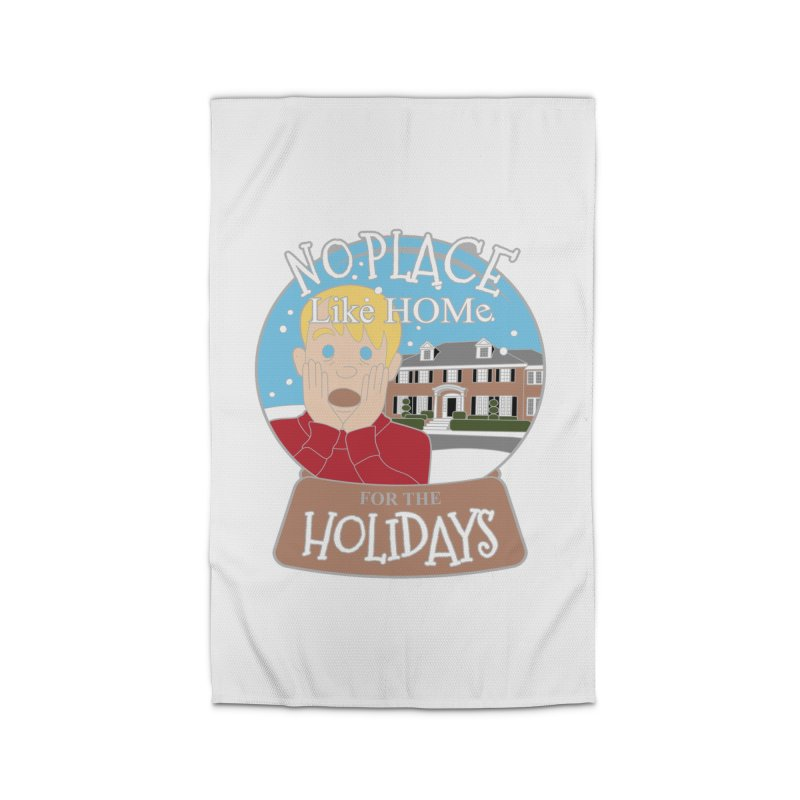 No Place Like Home For The Holidays Home Rug by Moon Joggers's Artist Shop