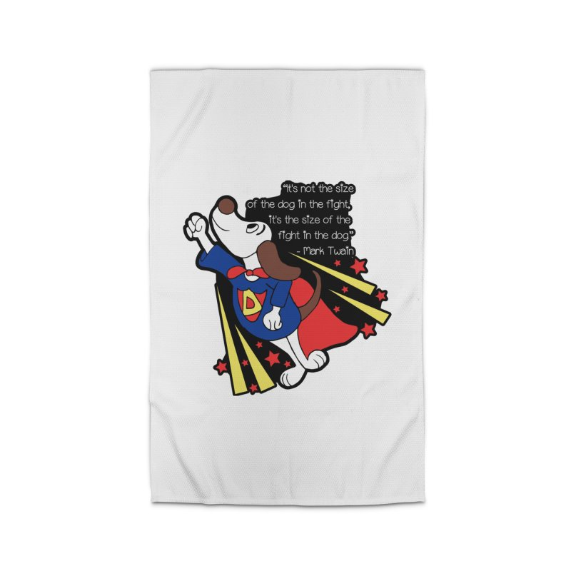 Underdog Day Home Rug by Moon Joggers's Artist Shop