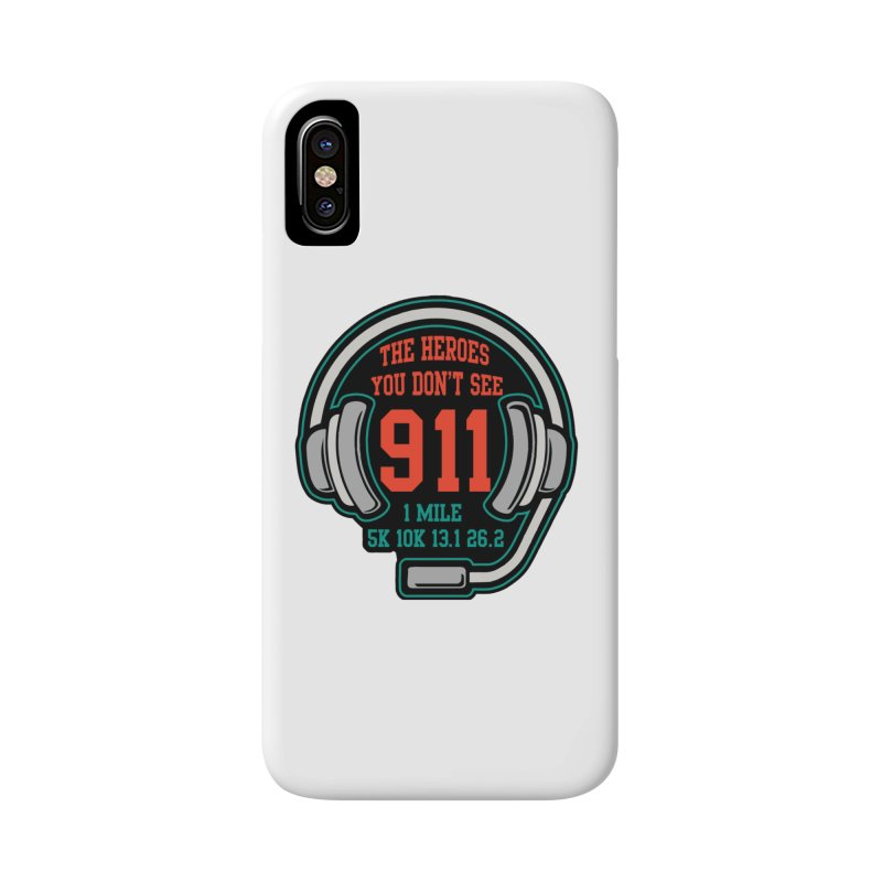 The Heroes You Don't See Accessories Phone Case by Moon Joggers's Artist Shop